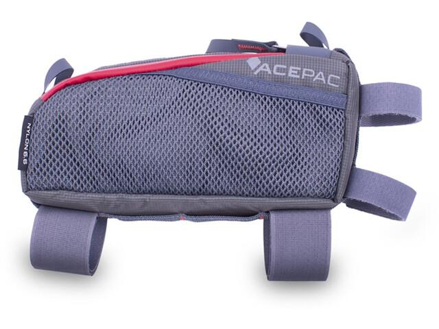 Acepac Fuel Bolsa de Cuadro M, gris